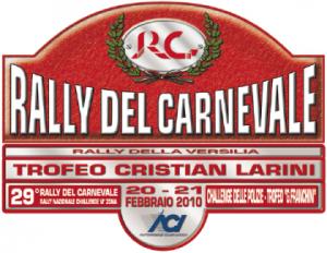 Rally Carnevale 2010