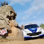 Costenaro-Ciucci Rally Italia WRC 2012