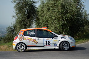 TOGNOZZI rally montecatini 2012