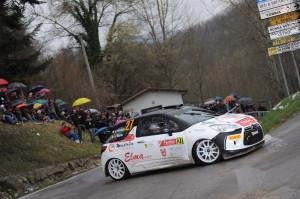 Andrea Nucita al 36° Rally Il Ciocco