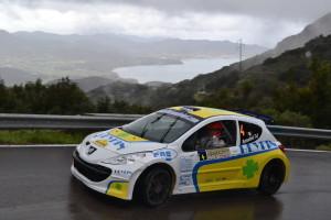 Anselmi-Barbadori al 1° Rally Elba