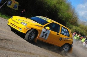 Piergiacomo Riva - Daniele Mantoan Clio Williams FA7