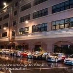 Le vetture schierate a Monte-Carlo