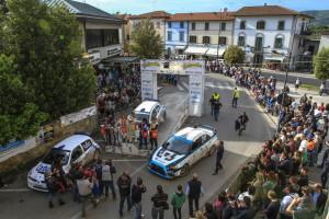 Rally Valdinievole_arrivo 2013