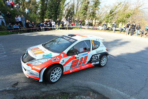 Rudy Michelini, Nicola Angilletta (Peugeot 207 S2000 #6, Movisport)