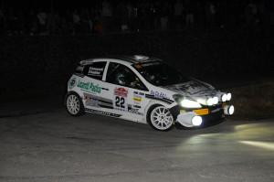 Gaddini-Innocenti in azionale al 48° Rally Coppa Città di Lucca