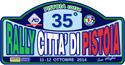35° Rally Città di Pistoia
