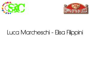 LUCA MARCHESCHI - ELISA FILIPPINI AL CITTA' DI LUCCA