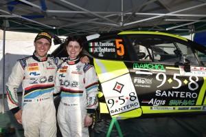Michele Tassone, Alice De Marco (Peugeot 208 T16 R5 #5, Meteco Corse)