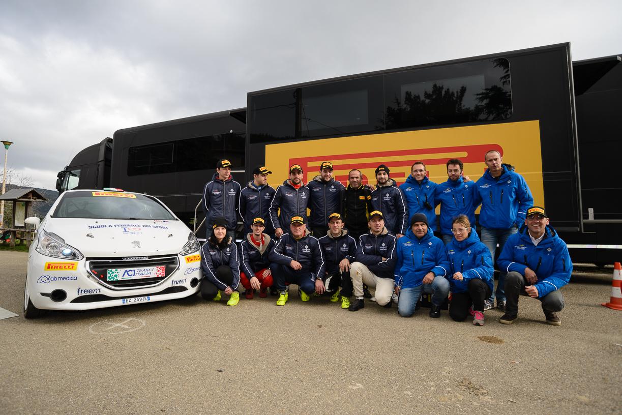 Gianandrea Pisani è migliore del Supercorso Acisport Rally 2016